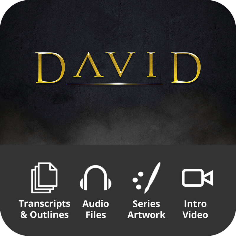 David Premium Sermon Kit | 5-Part
