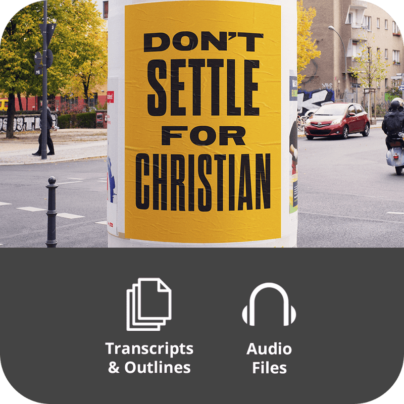 Life Apps Basic Sermon Kit | 6-Part