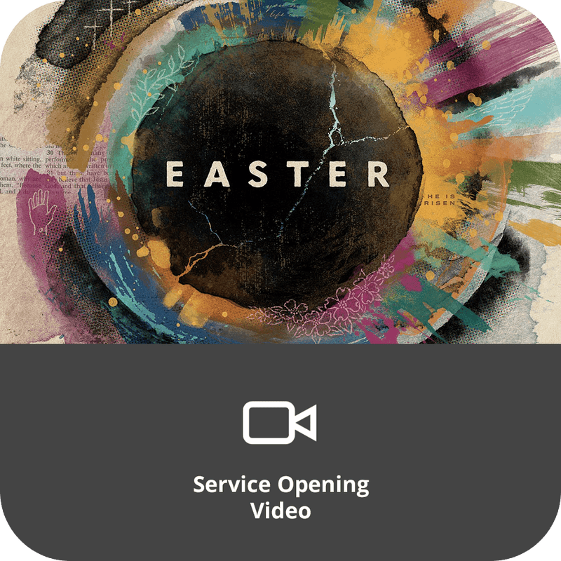 Invitation to Believe - Easter 2019 | Sunday Opening Video