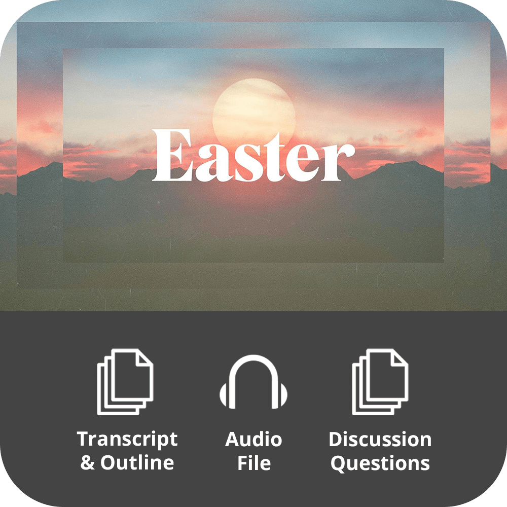 The Day No One Believed - Easter 2020 - Basic Sermon Kit | 1-Part