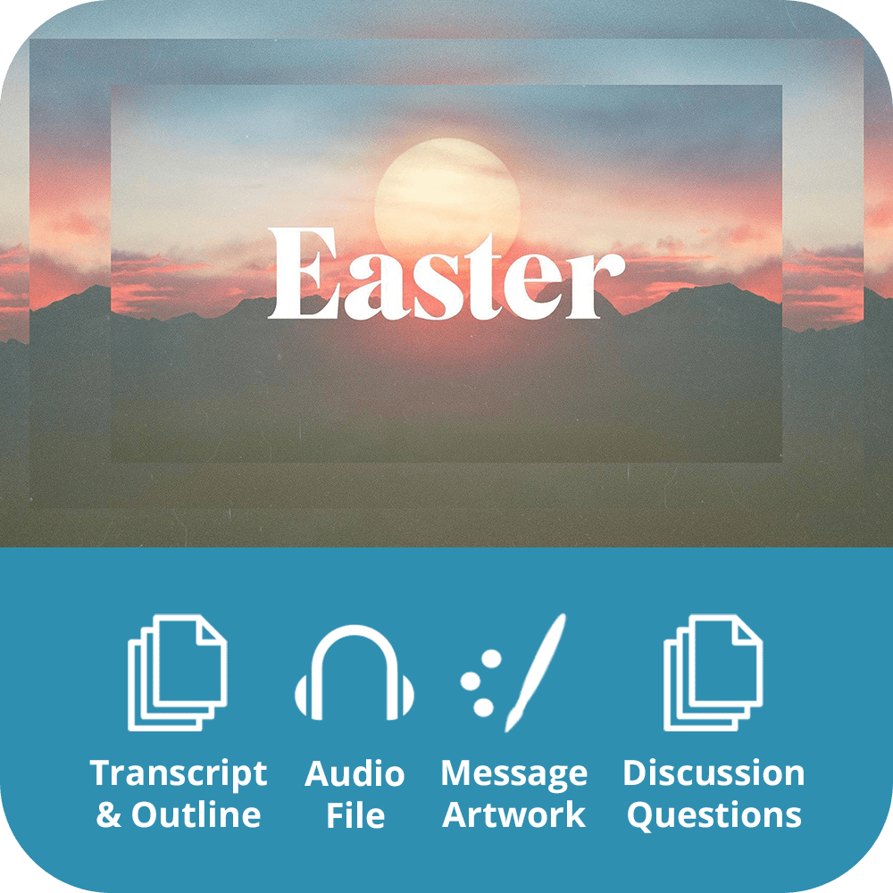 The Day No One Believed - Easter 2020 - Premium Sermon Kit | 1-Part
