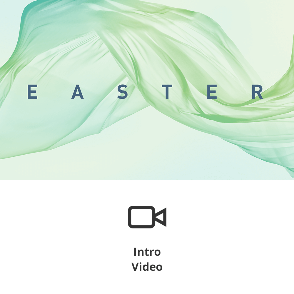 Easter 2018 Sermon Intro Video