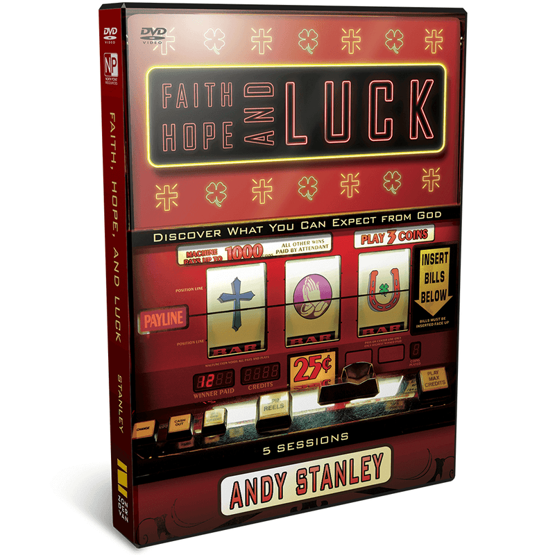 Faith, Hope, and Luck CD Series