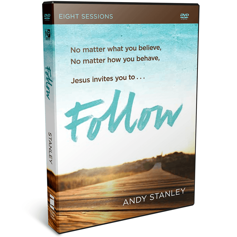 Follow Premium Sermon Kit | 8-Part