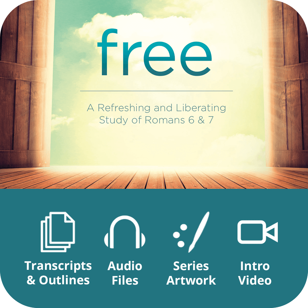 Free Premium Sermon Kit | 4-Part