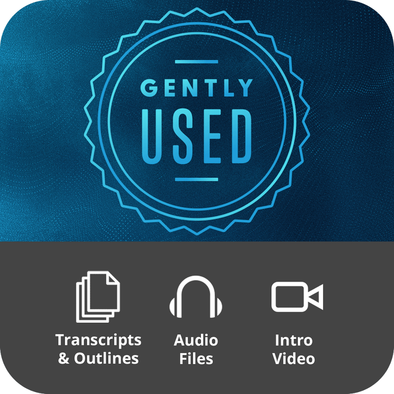 Gently Used Basic Sermon Kit | 1-Part