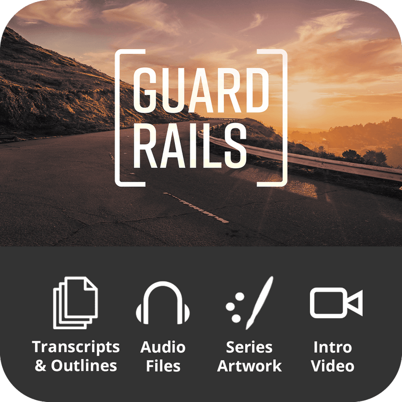 Guardrails Premium Sermon Kit | 5-Part, Updated Edition