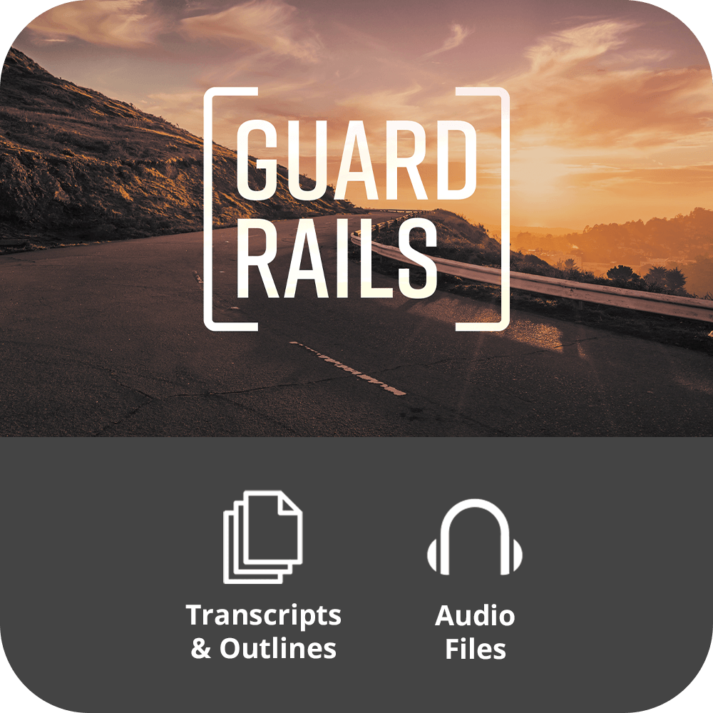 Guardrails Basic Sermon Kit | 5-Part, Updated Edition