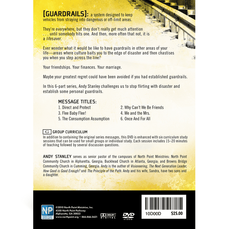 Guardrails DVD