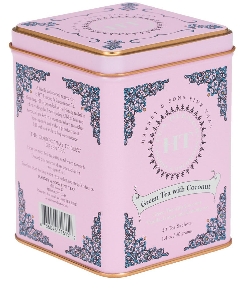 Breathing Room Tea in a Tin