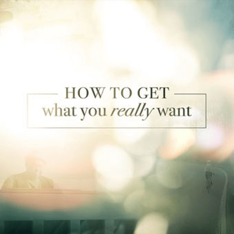 How To Get What You Really Want Audio Download