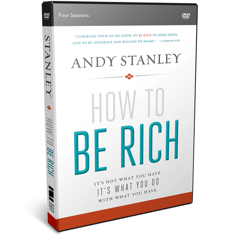 How To Be Rich DVD