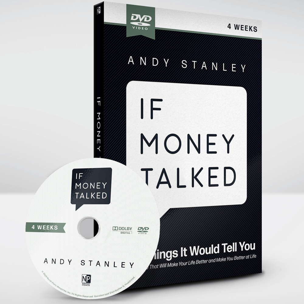 If Money Talked DVD