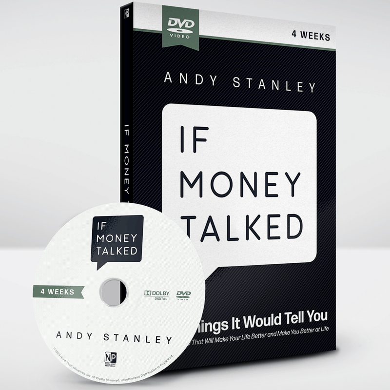 If Money Talked - Premium Sermon Kit | 4-Part