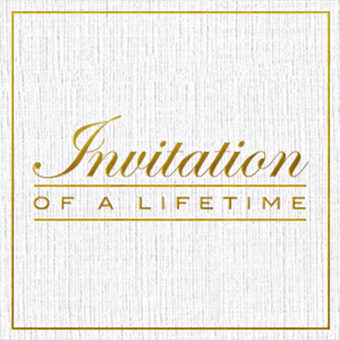 Invitation of a Lifetime Audio Download