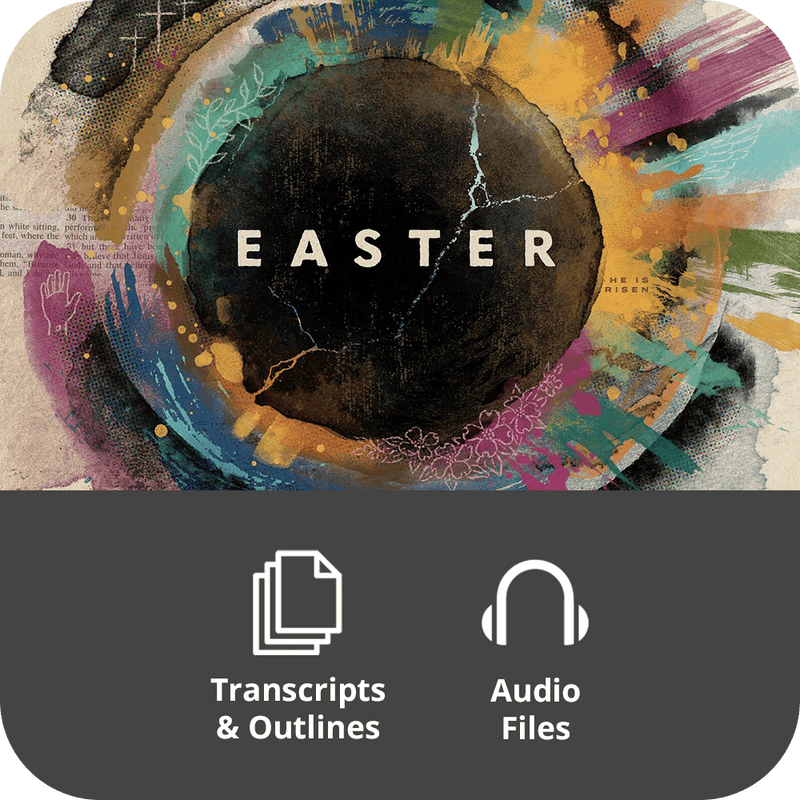 Invitation to Believe - Easter 2019 - Basic Sermon Kit | 1-Part