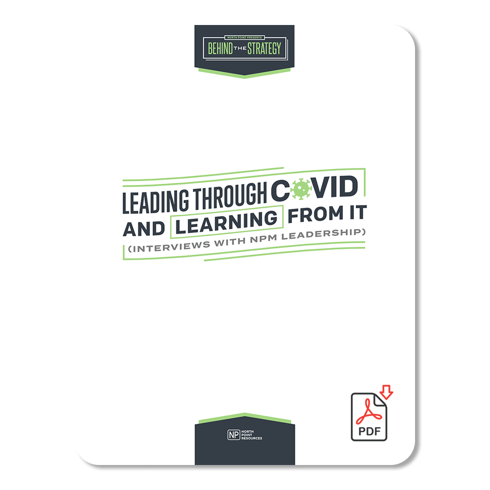 Leading Through Covid and Learning From It Downloadable E-Book