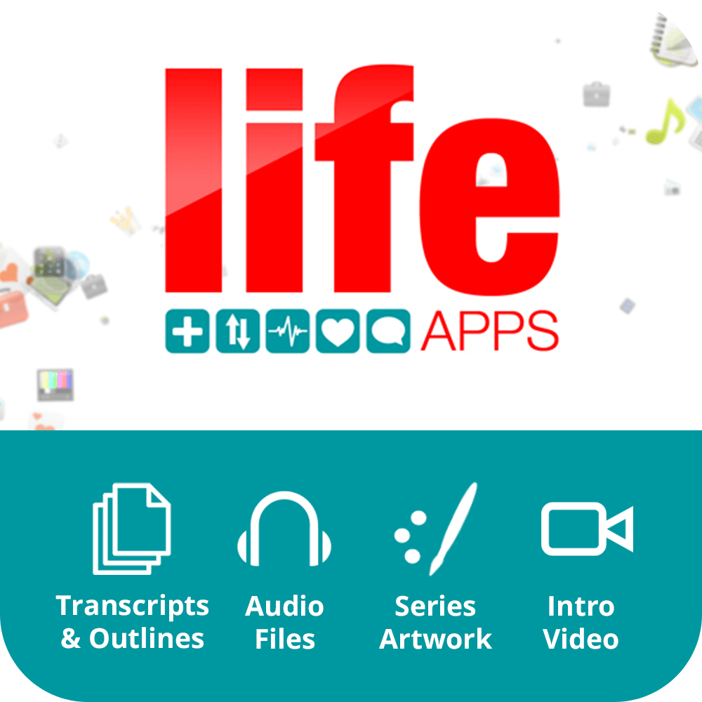 Life Apps Premium Sermon Kit | 6-Part