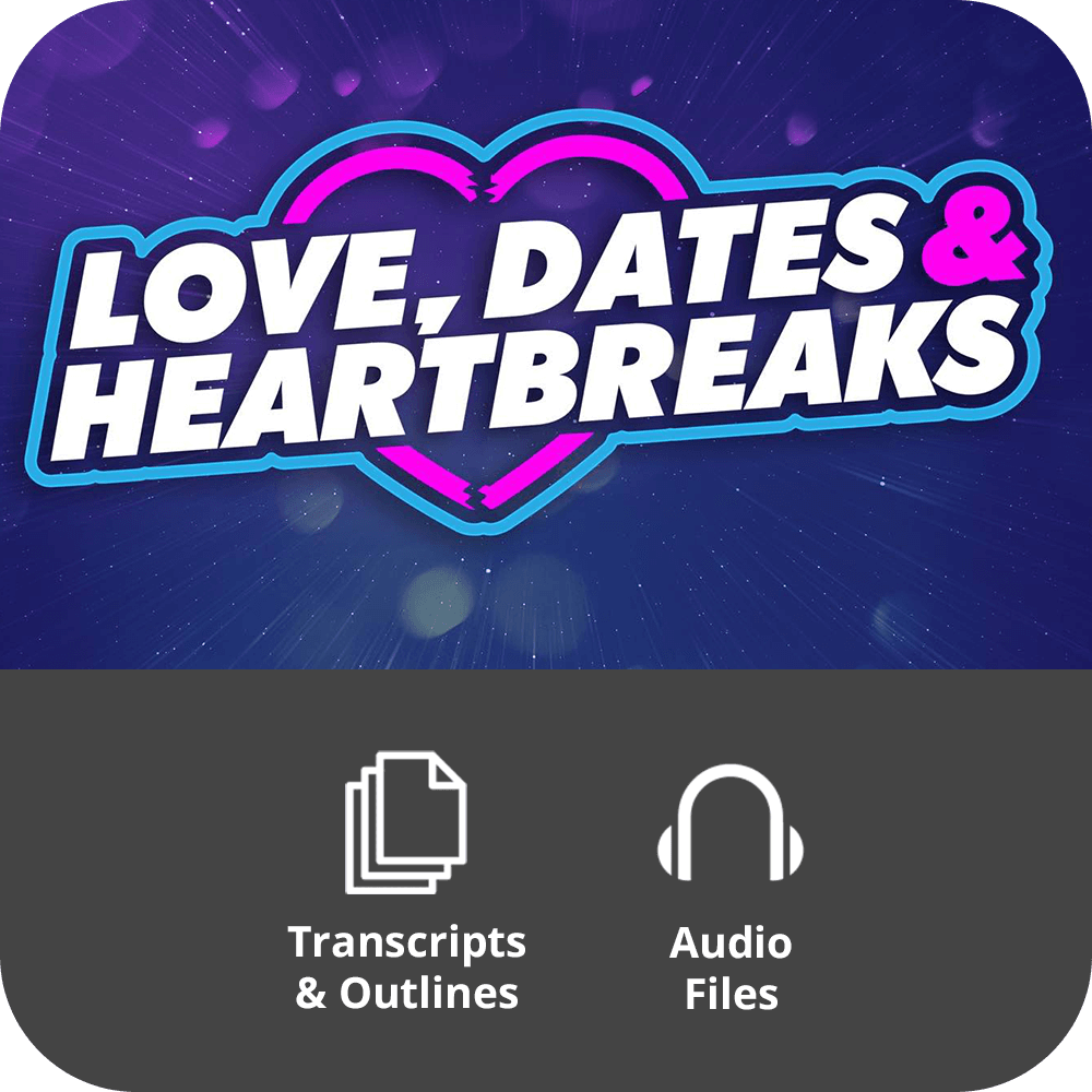 Love, Dates & Heartbreaks - Basic Sermon Kit | 6-Part