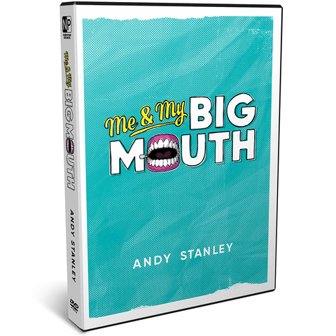 Me & My Big Mouth DVD