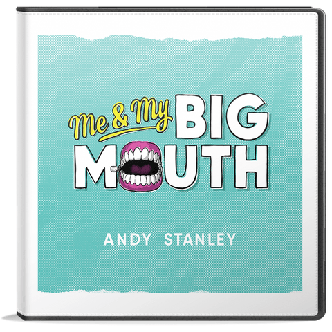 Me & My Big Mouth CD Series