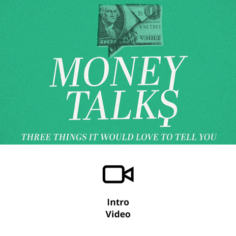 Money Talks  Sermon Intro Video
