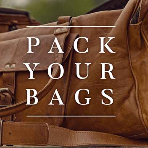 Pack Your Bags Audio Download