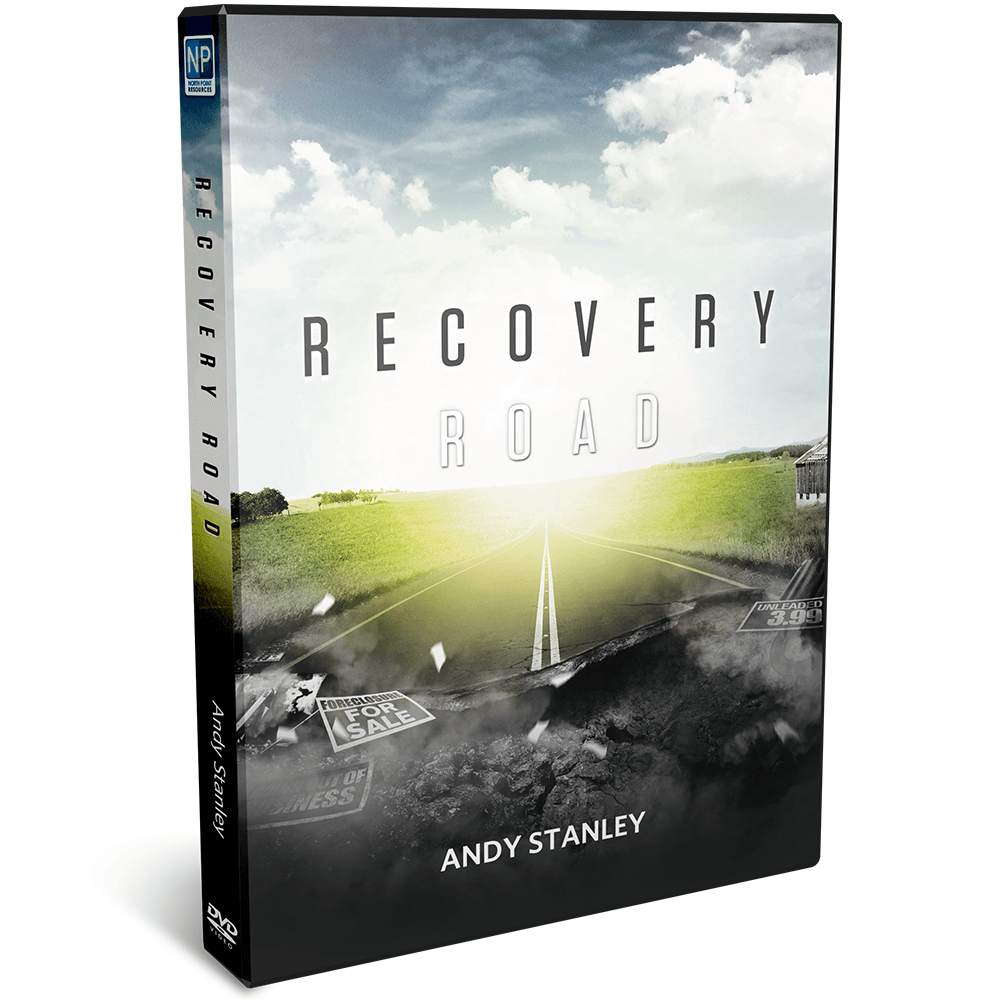 Recovery Road DVD