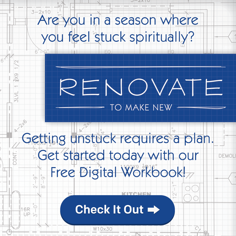 Renovate Digital Workbook