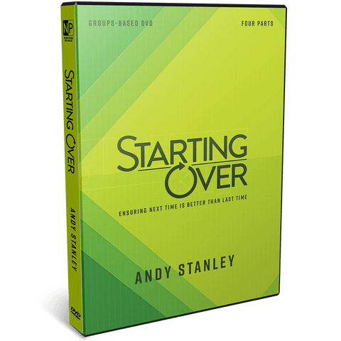 Starting Over DVD (Your Move Edition)