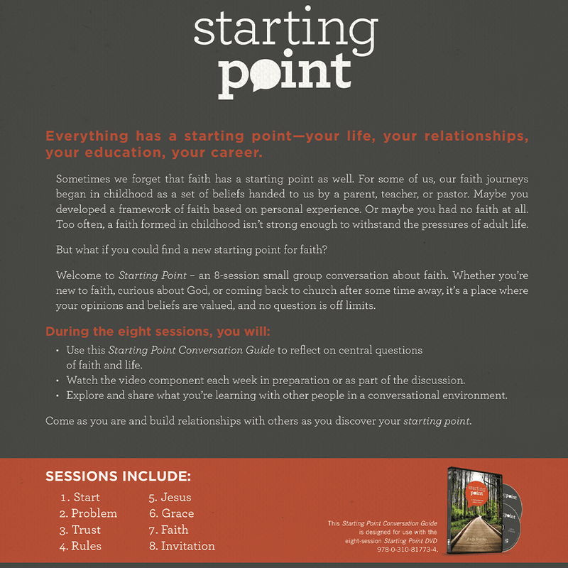 Starting Point Conversation Guide