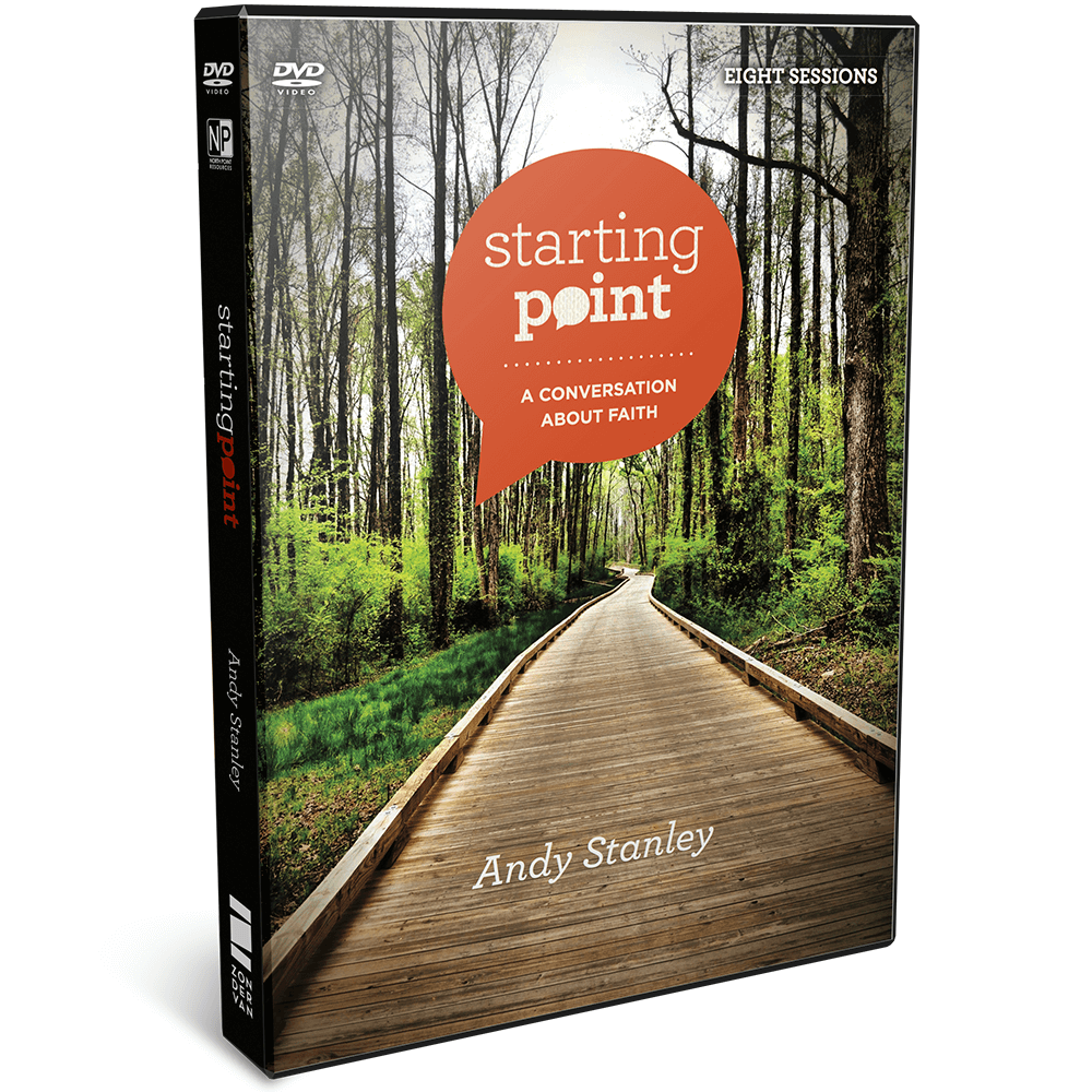 Starting Point DVD