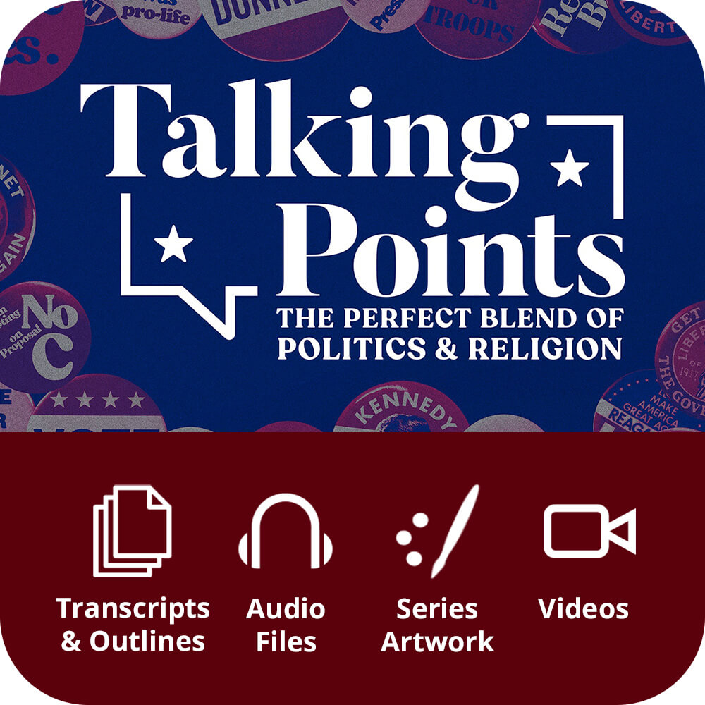 Talking Points - Premium Sermon Kit | Andy Preaches It