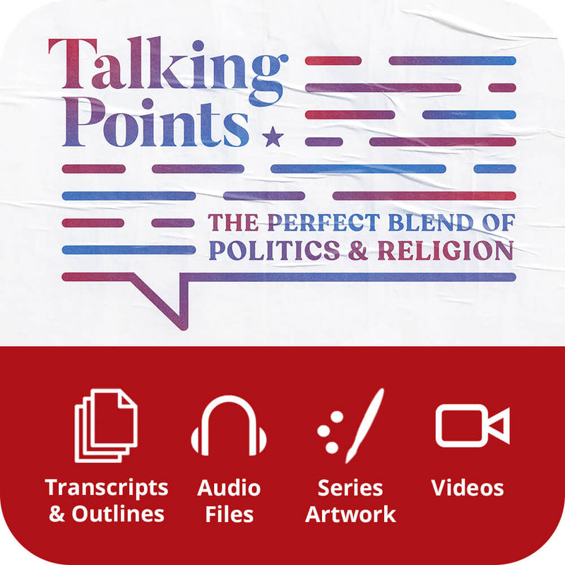 Talking Points - Premium Sermon Kit | You Preach It
