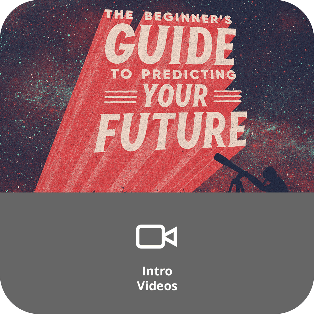The Beginner's Guide to Predicting Your Future Sermon Intro Videos