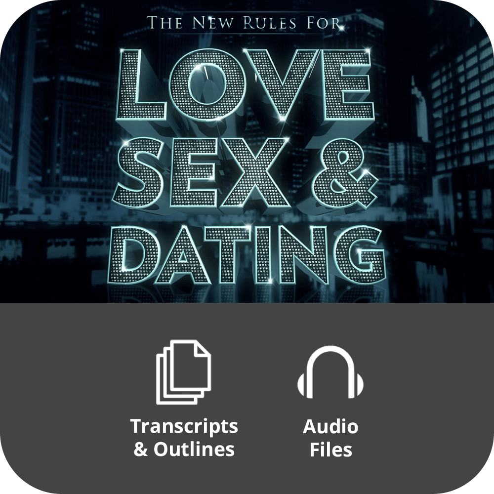 The New Rules for Love, Sex & Dating Basic Sermon Kit | 4-Part