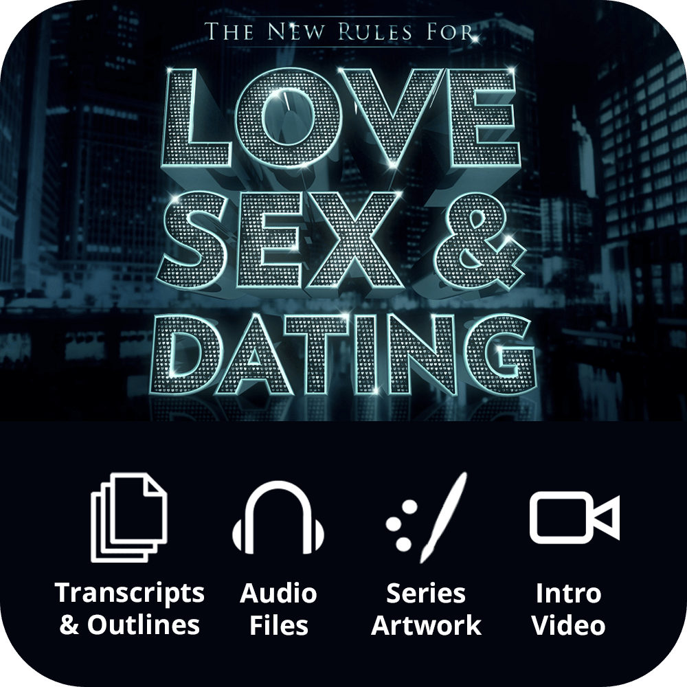 The New Rules for Love, Sex & Dating Premium Sermon Kit | 4-Part