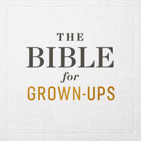 The Bible for Grown-Ups Audio Download