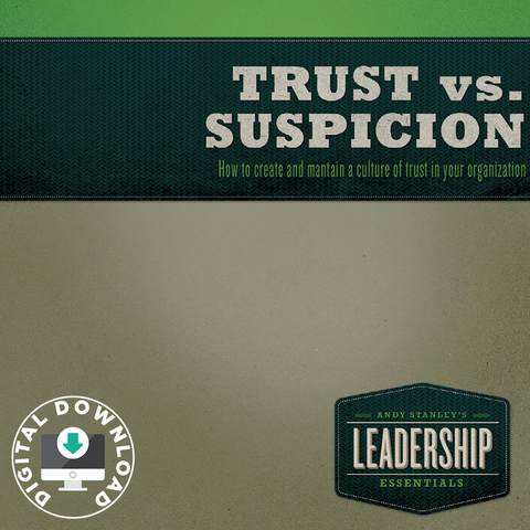 Trust vs. Suspicion Digital Download