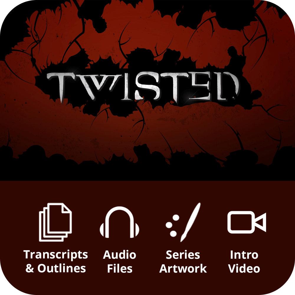 Twisted Premium Sermon Kit | 5-Part