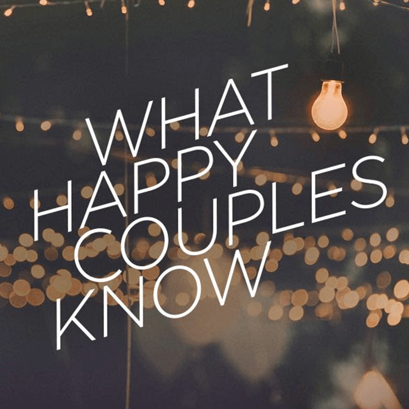 What Happy Couples Know Audio Download