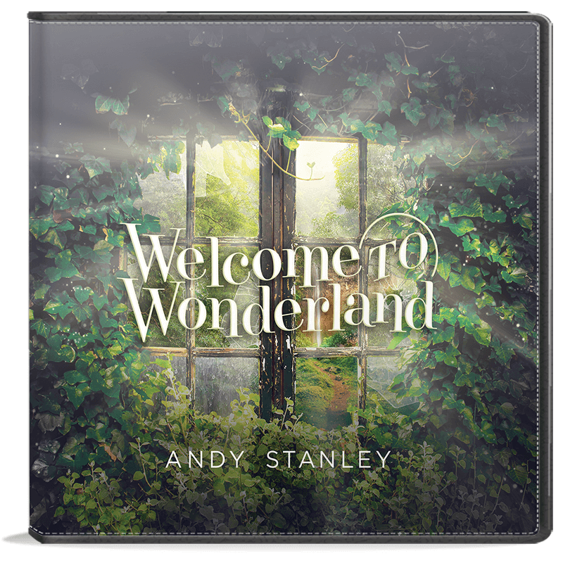 Welcome to Wonderland DVD