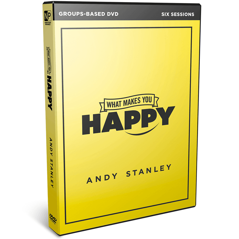 What Makes You Happy DVD
