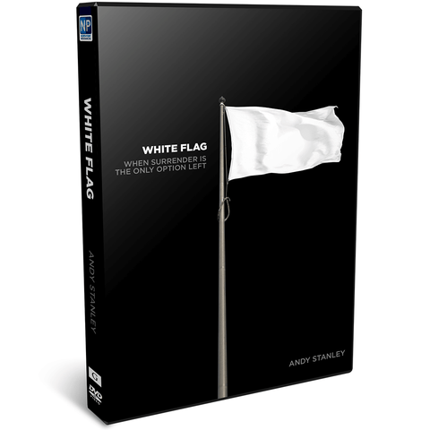 White Flag DVD