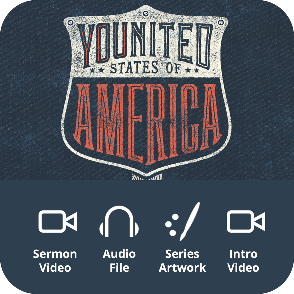 YOUnited States of America Premium Sermon Kit | 1-Part