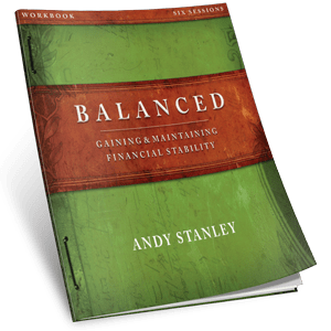 Balanced Workbook by Andy Stanley