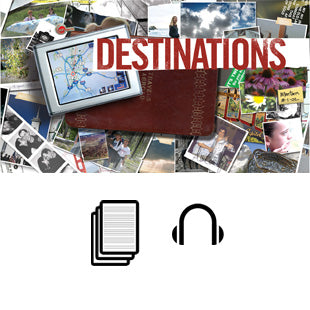 Destinations Basic Sermon Kit | 4-Part