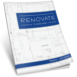Renovate Workbook by Andy Stanley
