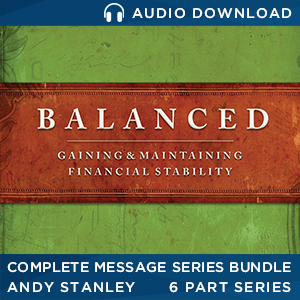 Balanced Premium Sermon Kit | 6-Part