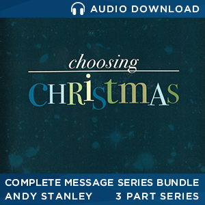 Choosing Christmas Audio Download